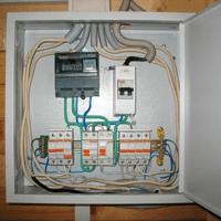 Монтаж, установка, замена, ремонт электрического щитка в Симферополе. Ремонт электрощита Симферополь. Индивидуальный квартирный электрощит в Симферополе